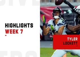 Every catch by Tyler Lockett from 200-yard, 3-TD night | Week 7