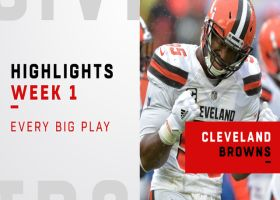Every big play by Browns defense | Week 1