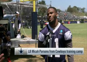 Micah Parsons on Cowboys defense: 'I'm not really seeing too many weaknesses'