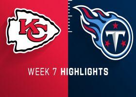 Chiefs vs. Titans highlights | Week 7