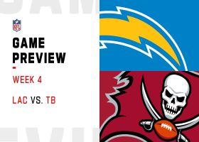 Chargers vs. Buccaneers preview | Week 4