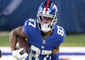 Garafolo: Sterling Shepard back at practice ahead of 'TNF'