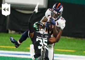 Broncos' top 5 plays vs. Jets | NFL Throwback
