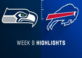 Seahawks vs. Bills highlights | Week 9