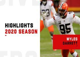 Myles Garrett highlights | 2020 season