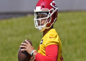 Warner: What Patrick Mahomes can still improve on in 2021