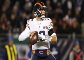 Dales: Trubisky is on a 'different level' mentally heading into 2020