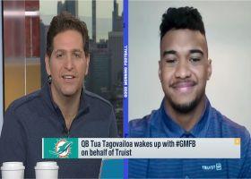 Tua Tagovailoa: I'm focused on making a 'jump' in Year 2