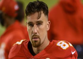 Mic'd Up: Travis Kelce celebrates first win of season | Week 1