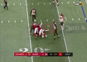 Sack of Jameis Winston by Jack Crawford
