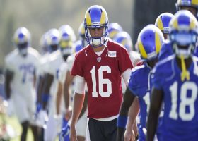 Silver reports on Jared Goff's commitment to fight for social causes