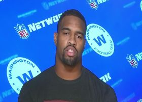 Jonathan Allen on importance of giving back to underserved youth and his WPMOY nomination