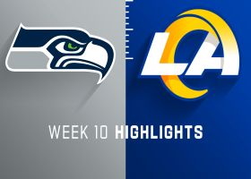 Seahawks vs. Rams highlights | Week 10