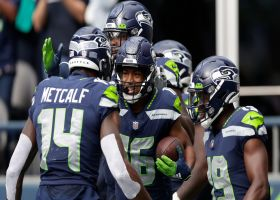 Can't-Miss Play: Tyler Lockett makes defenders collide on 63-YARD TD catch and run