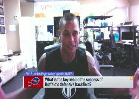 Jordan Poyer reveals the key behind success of Buffalo's backfield