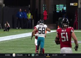 Matty Ice goes way across field to Hooper for 31 yards