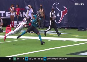 Lawrence shows precision with 41-yard TD to D.J. Chark