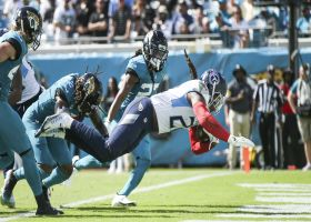Long live the king! Derrick Henry ices Titans win with third TD