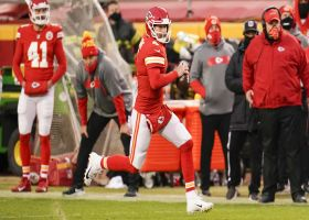 Can't-Miss Play: Henne-thing is possible! QB's run, fourth-down throw seal Chiefs win