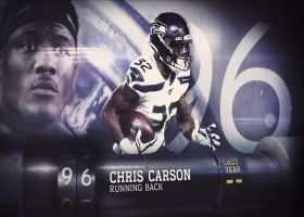 'Top 100 Players of 2020': Chris Carson | No. 96