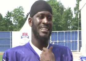 Tre'Davious White details his change from WR to CB at LSU