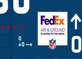 FedEx Air & Ground nominees | Week 6