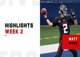 Matt Ryan's best throws from 4-TD game | Week 2