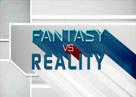 Fantasy vs. Reality: Who will thrive in Week 14? | NFL Fantasy Live
