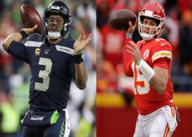 Wilson vs. Mahomes: Who do you trust more to throw game-winning deep ball?
