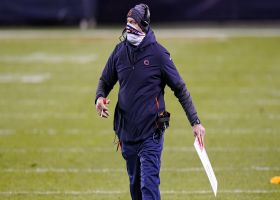 Rapoport: A Bears turnaround 'has to be now' for Nagy to avoid job-security questions