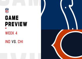 Colts vs. Bears preview   Week 4
