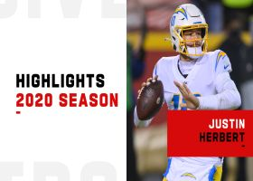 Every Justin Herbert touchdown | 2020 season