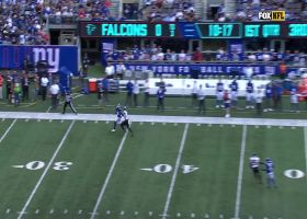 Can't-Miss Play: Danny Dimes' 38-yard launch codes hit Board perfectly