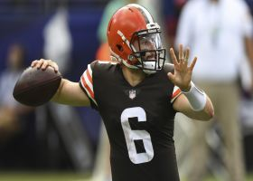 Warner: 'I really liked' Baker's comments after Week 1 loss