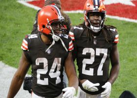 RB duos that will have biggest impact on team success in '21 | 'GMFB'