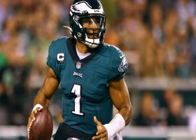 Michael Robinson: People calling for QB change in Philly are missing the point