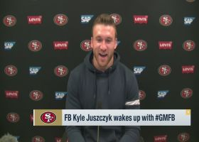 Kyle Juszczyk on 49ers' recent success: We're 'getting back to our brand of football'
