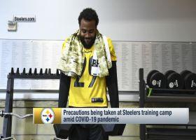 Kinkhabwala details precautions being taken at Steelers training camp