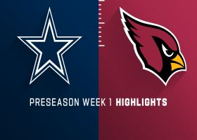 Cowboys vs. Cardinals highlights | Preseason Week 1