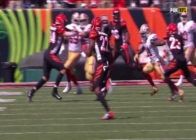 William Jackson picks off Jimmy Garoppolo