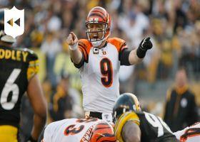 Bengals' top 5 plays vs. Steelers | NFL Throwback