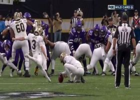 Lutz drills 49-yard game-tying FG in waning moments of regulation