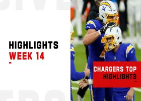 Chargers' game-changing plays on defense, special teams | Week 14