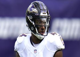 Pelissero: Seven Ravens players considered close contacts with Marlon Humphrey