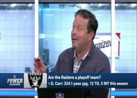 Hanzus: Why the 5-2 Raiders are No. 11 in power rankings