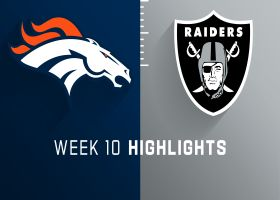 Broncos vs. Raiders highlights | Week 10