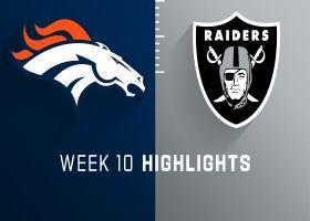 Broncos vs. Raiders highlights | Week 10