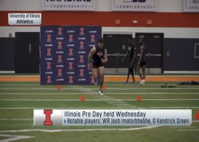 Recapping the best of Illinois' pro day