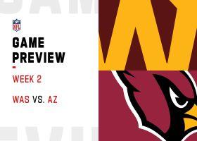 Washington vs. Cardinals preview | Week 2
