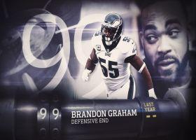 'Top 100 Players of 2021': Brandon Graham | No. 99